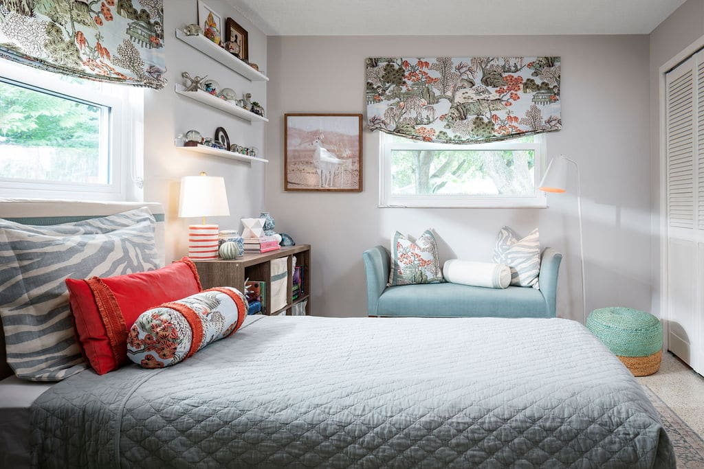 eclectic tween bedroom decor